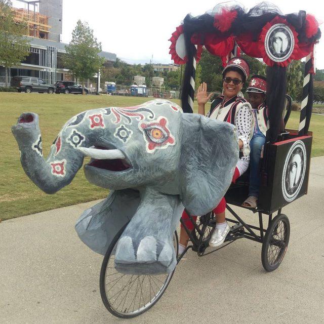 kolossos elephant parade