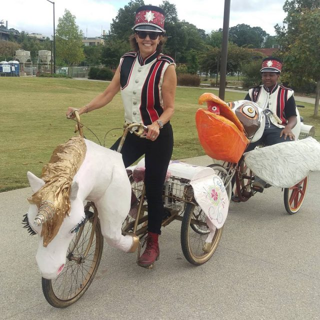 kolossos artbikes unicorn