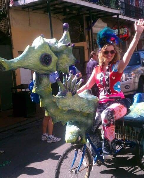 Be KOLOSSOS this Carnival and ride the bike zoo inhellip